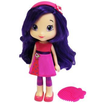 aux fraises 15 cm poupée charlotte aux fraises soyez le premier à