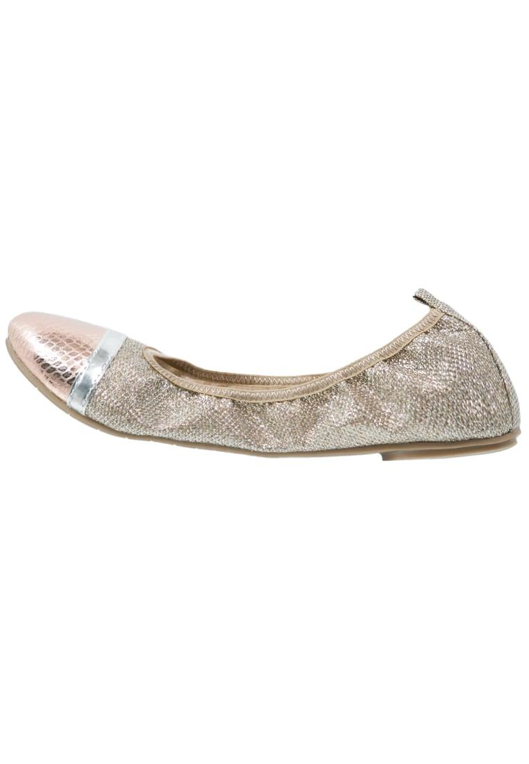 Tamaris Ballerines pliables platinum glam