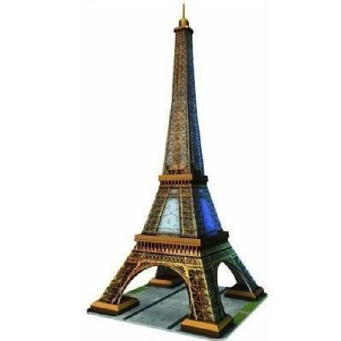 Puzzle 3D Tour Eiffel 216 pcs Achat / Vente puzzle Cadeaux de