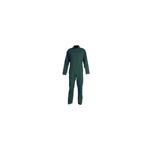 Security Combinaison de travail 1 zip Vert pas cher Achat