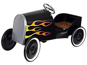 Ak Sport 0704016 Véhicule À Pédales Hot Rod Métal