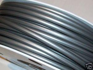 1 métre de gaine grise motobecane velo solex mobylette