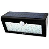 Aglaia Lampe Solaire Murale 4W, Applique Murale Solaire LED à