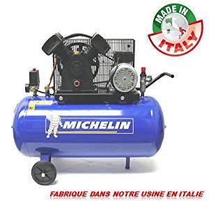 Compresseur Michelin 100 litres 3 Cv 10 Bars: Bricolage