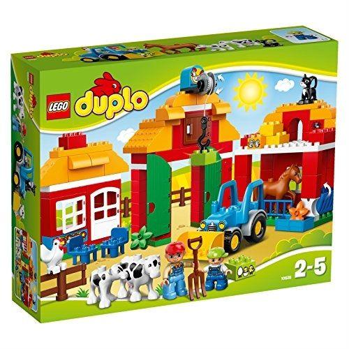 Lego Duplo ville 10525 Jeu De Construction La Grande Ferme