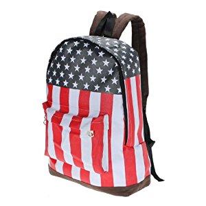 Femme Homme Royaume Uni UK Drapeau FLAG Ecole Sac a dos Main Bag