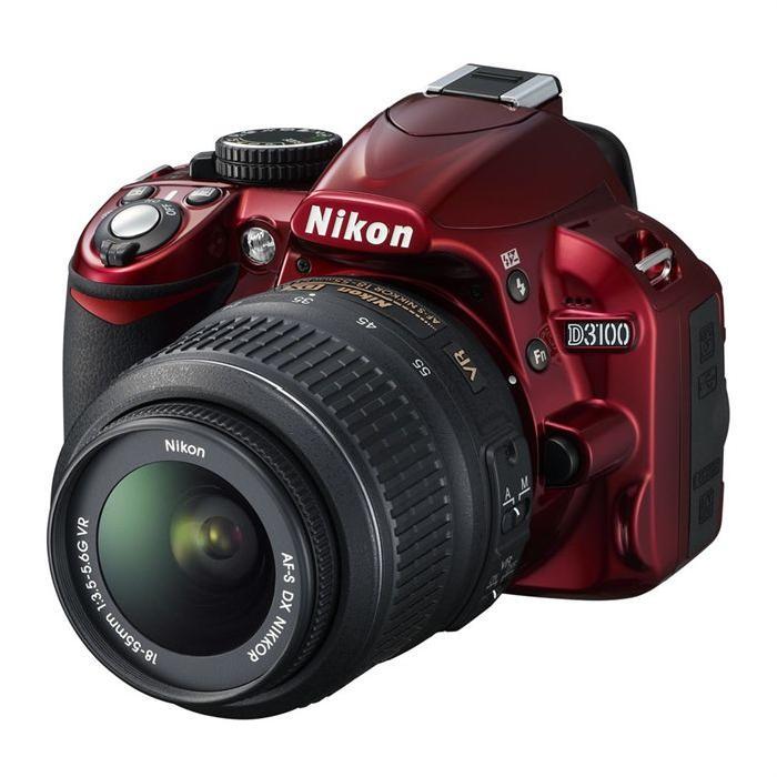 Reflex Nikon D3100 + AF S DX 18 55 VR Achat / Vente appareil photo