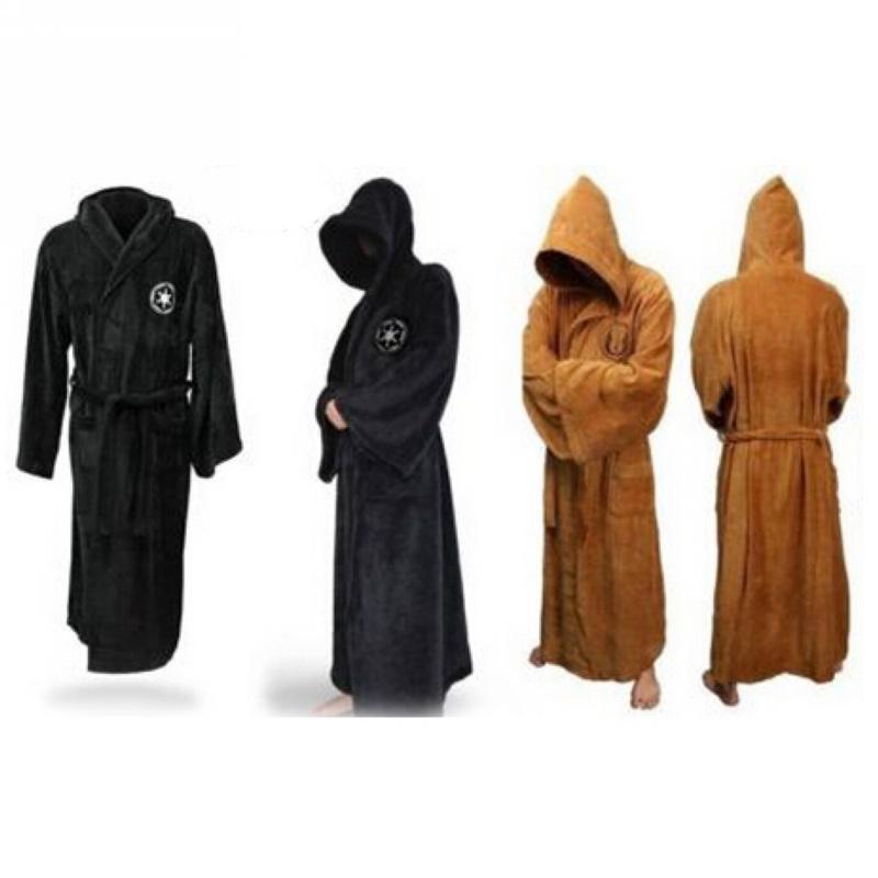 sur Peignoir JEDI GALACTIC EMPIRE Star Wars Manteau De Nuit Robe De