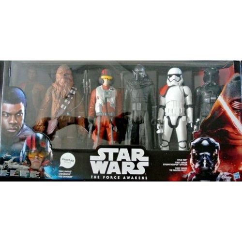 Coffret 6 Figurines Star Wars Hasbro 30cm Neuf et d'occasion