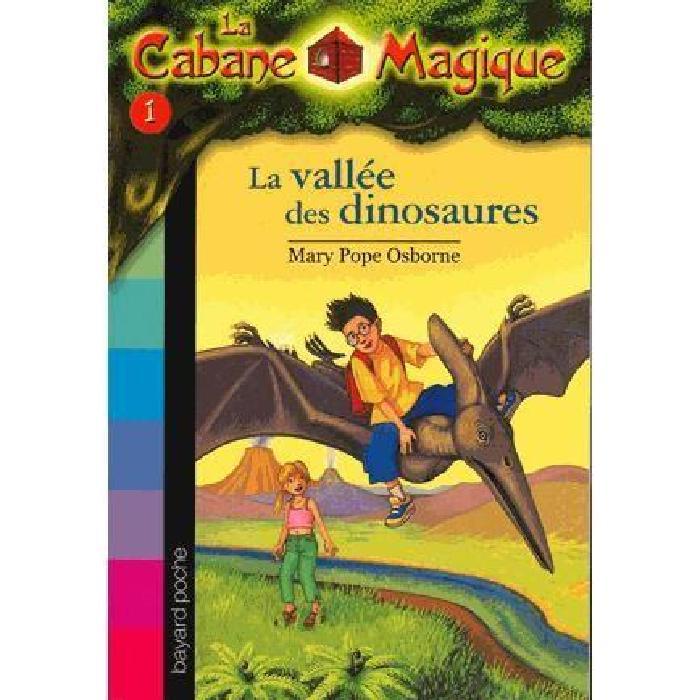 La Cabane Magique Tome 1 Achat / Vente livre Mary Pope Osborne