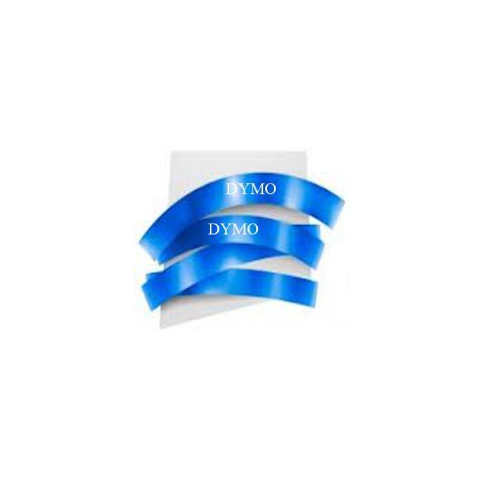rouleaux rubans d?étiquettes 9 mm x 3 m Lot de 6 rouleaux rubans