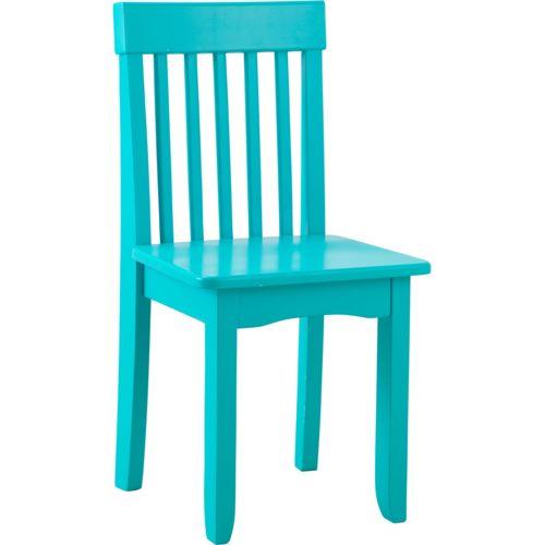 Kidkraft Chaise pour enfant Avalon Turquoise pas cher Achat