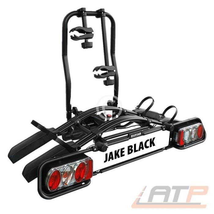 BLACK porte vélos sur attelage 2 vélos Achat / Vente porte velo