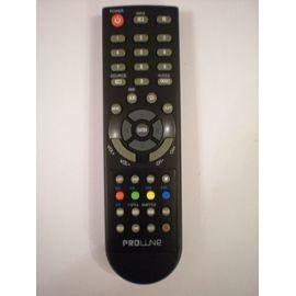 Avis sur » Proline TVD34 M1 Télécommande » Accessoires Audio