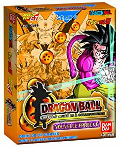 Bandai Dragon Ball Cartes 5035 Cartes à Collectionner Starter