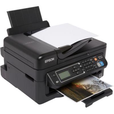 Imprimante jet d'encre multifonction Epson WF 2630WF