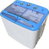 Syntrox Germany Machine à laver de camping avec pompe et essoreuse
