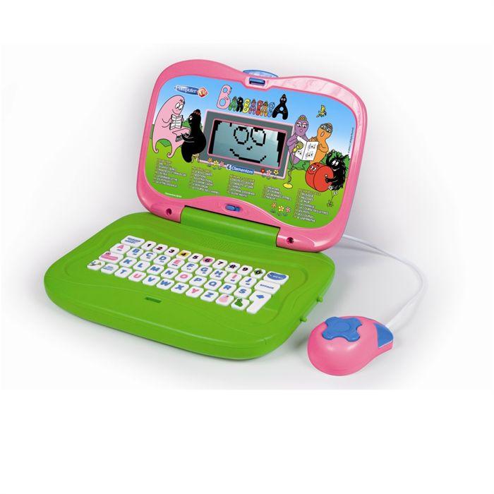 BARBAPAPA Ordinateur Enfant Clementoni Achat / Vente ordinateur