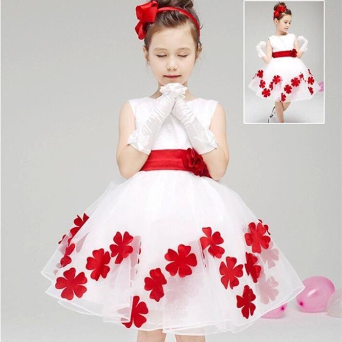 796e4bd689958 Modele de robe de soiree pour fillette ...