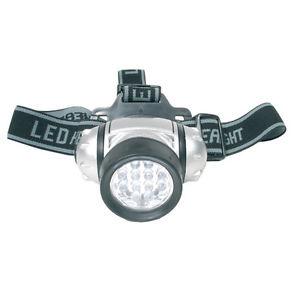 LAMPE FRONTALE ETANCHE 12 LEDS TRAVAUX ECHAPPEMENT SUSPENSION TRAIN
