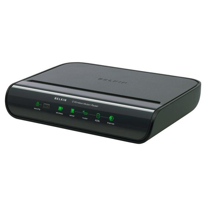 Modem Routeur WIFI G F5D7634ED4A Achat / Vente modem routeur