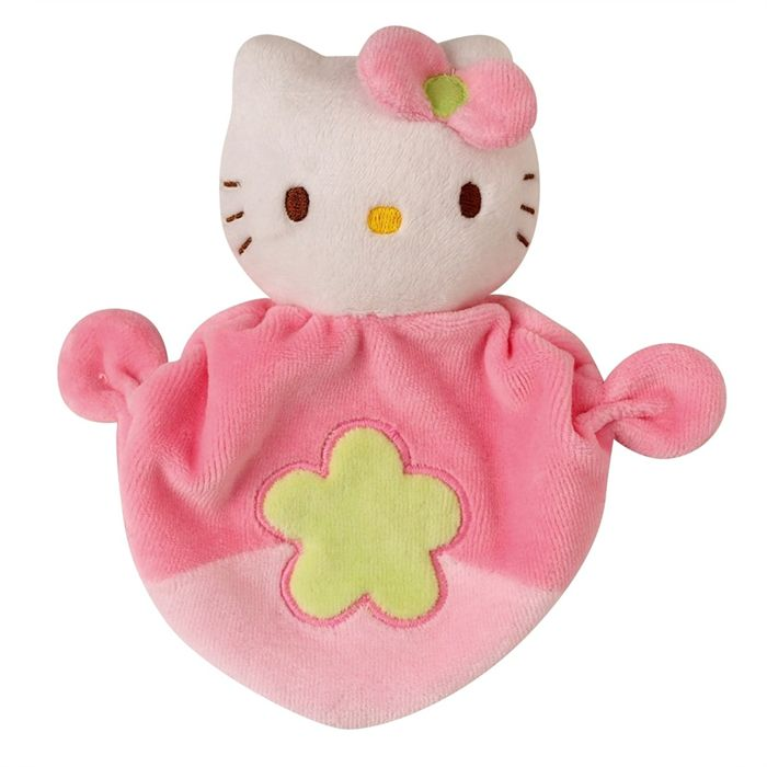 HELLO KITTY Mini doudou Achat / Vente doudou 3298060216739