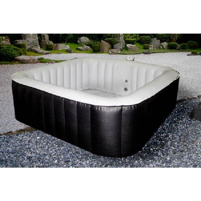 Spa Gonflable Carre 185×185 SPARK 8 personnes Spa Gonflable SPARK 8