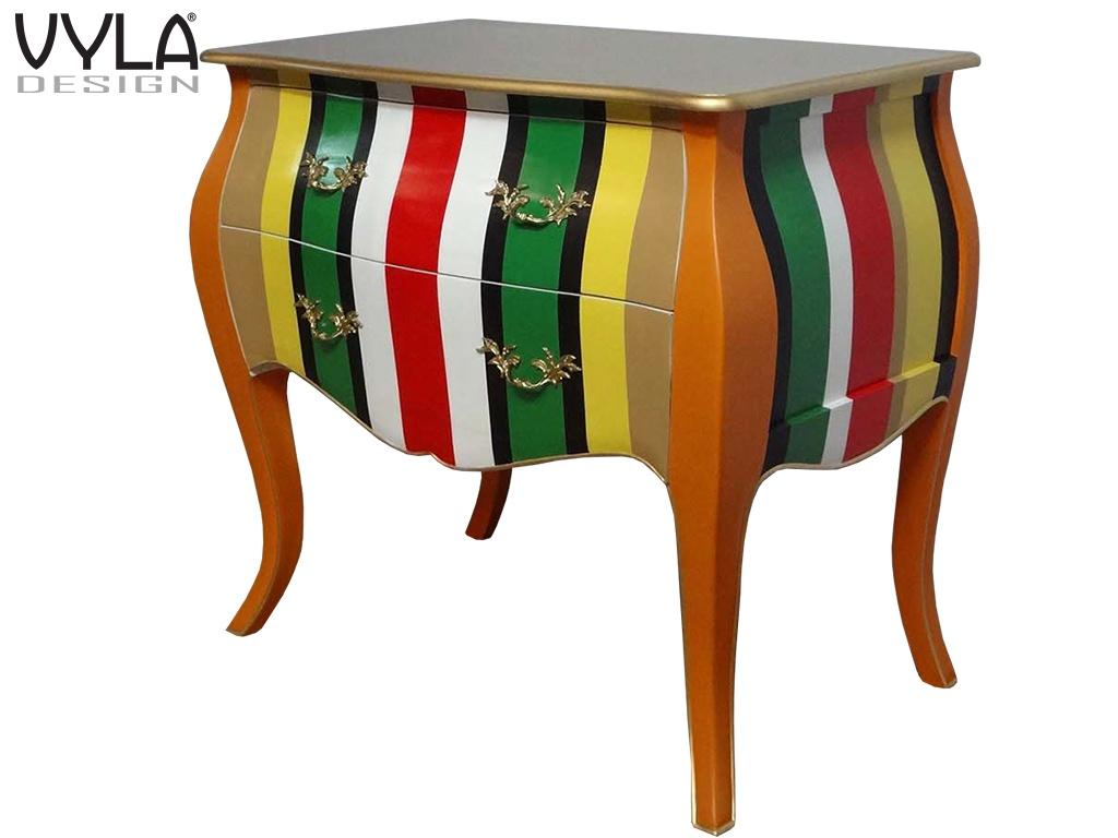 Commode CAPRI VYLA DESIGN 2 tiroirs meuble design