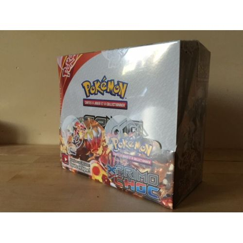 Display Pokemon De 36 Boosters