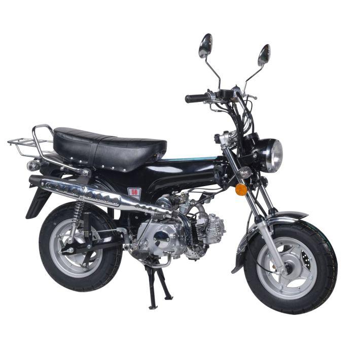 Mini moto 50 cc NOIR «DAX REPLICA» Achat / Vente moto Mini moto 50