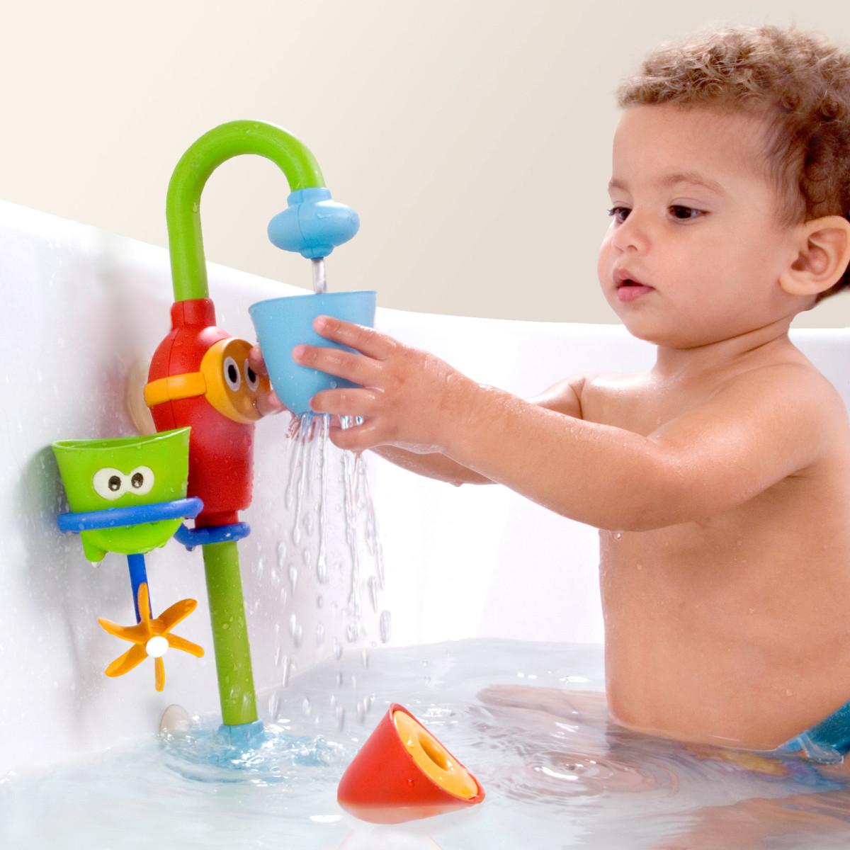 La douche en délire de Yookidoo, Jouets de bain : Aubert