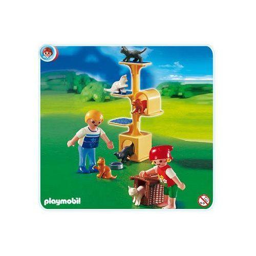 Playmobil 4347 Enfants Et Arbre À Chats Achat et vente