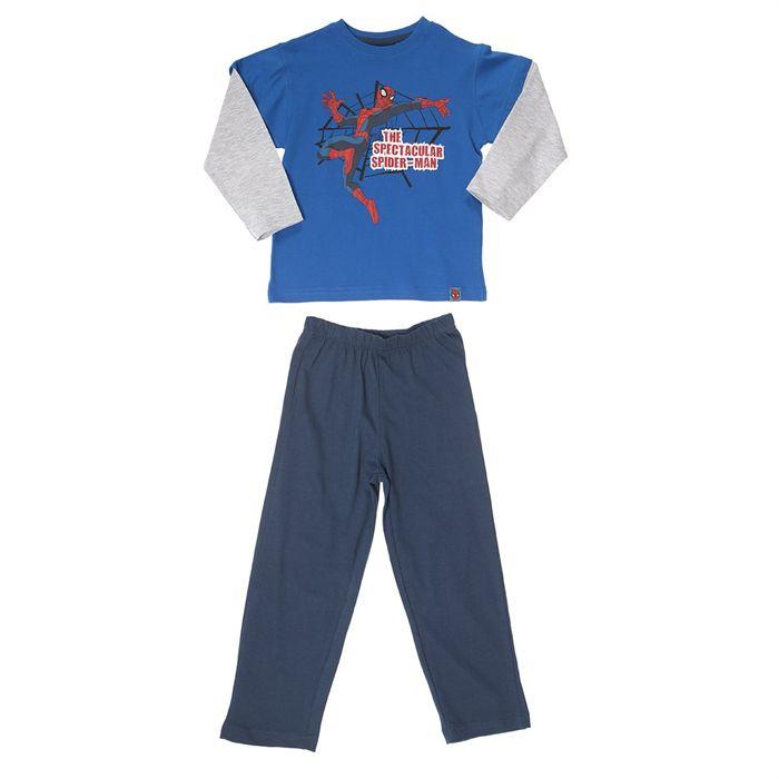 spiderman pyjama garcon