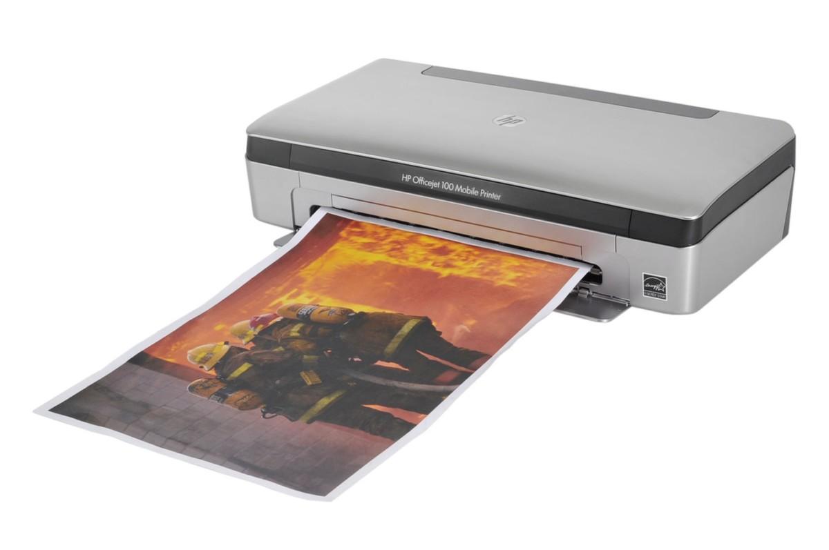 Imprimante jet d'encre Hp Officejet 100 (3483096) |