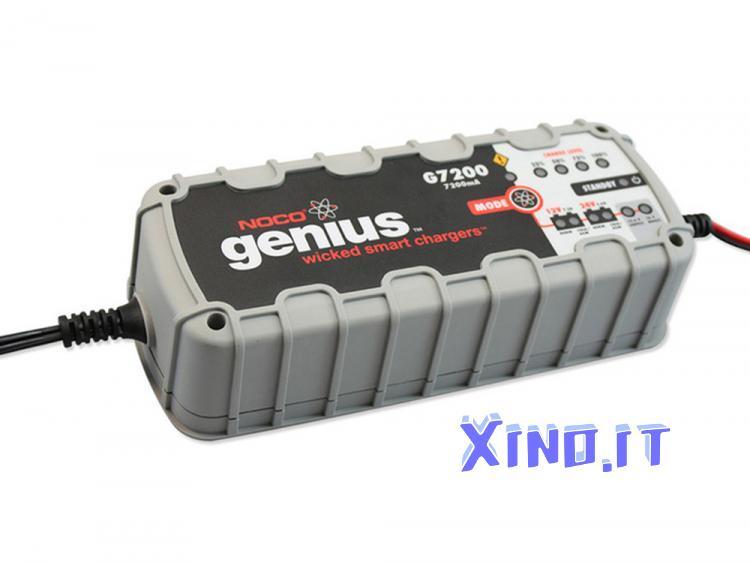 Battery Charger Noco «Genius G7200EU» ET360004 E Xino Tuning
