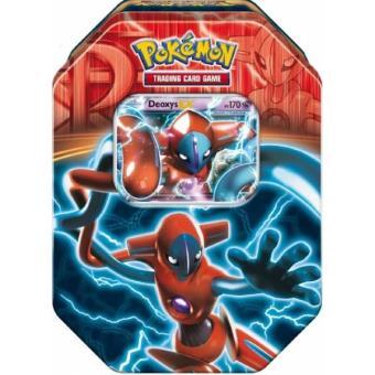 Pokebox deoxys boite rouge carte pokemon Achat & prix | fnac