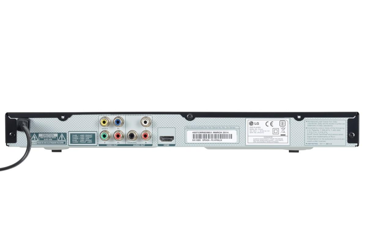 Lecteur DVD Lg DP542 (4007204) |