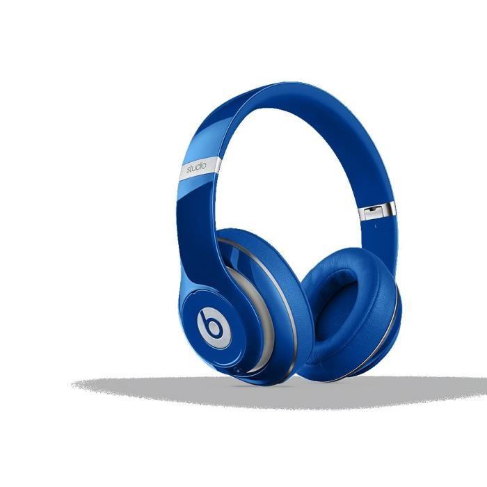 BEATS Studio 2 bleu Casque audio avec micro inté casque