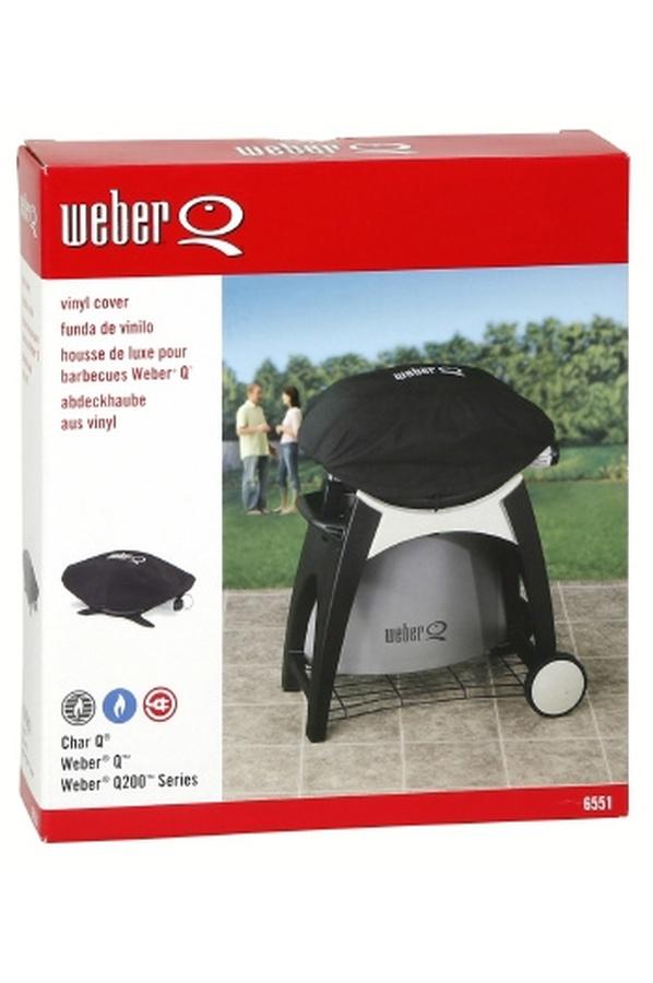 Barbecue Weber Q240 ELECTRIQUE GRIS ANTHRACITE 592053 +Housse pour