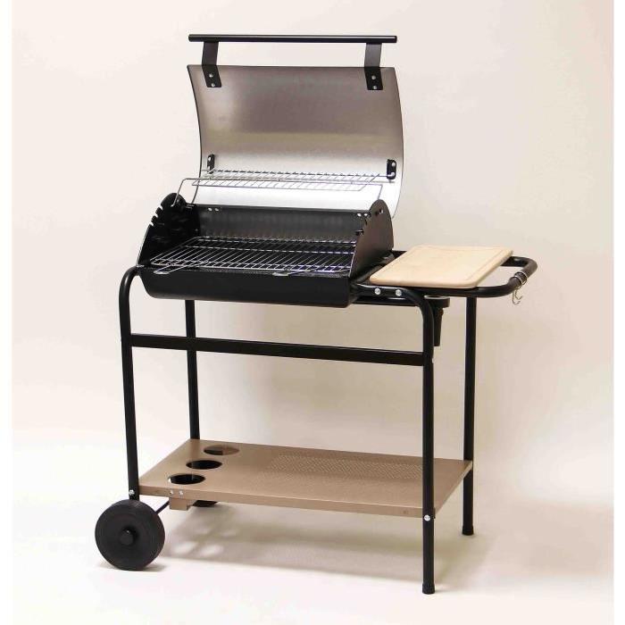 Barbecue electrique couvercle topiwall - Barbecue electrique avec couvercle ...