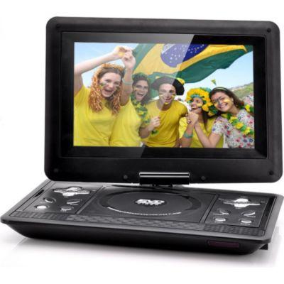 Lecteur DVD portable Auto Hightech Lecteur DVD Portable 10.1 Jeux