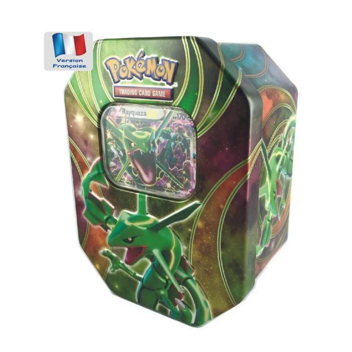 Pokebox Pokemon noel 2015 Rayquaza EX PV180 Achat / Vente carte a