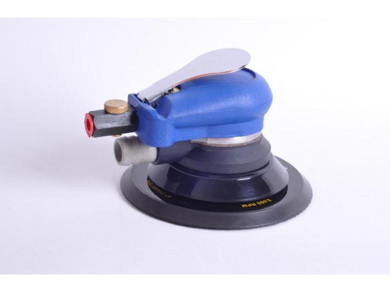 Ponceuseorbitale pneumatique excentrique 6″ avec tuyau d'aspiration et