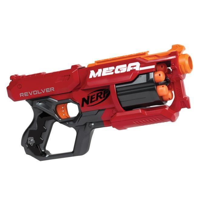 NERF Mega Elite Cyclone Achat / Vente pistolet bille mousse