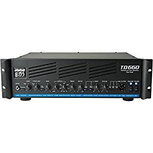 EBS EBSTD660 Tête d'ampli basse 540 Watts: Instruments de