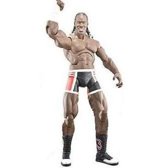 WWE Figurine de Catch Elijah Burke Achat / Vente