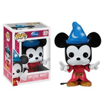 jouets disney figurine pop de mickey fantasia funko moyenne figurine