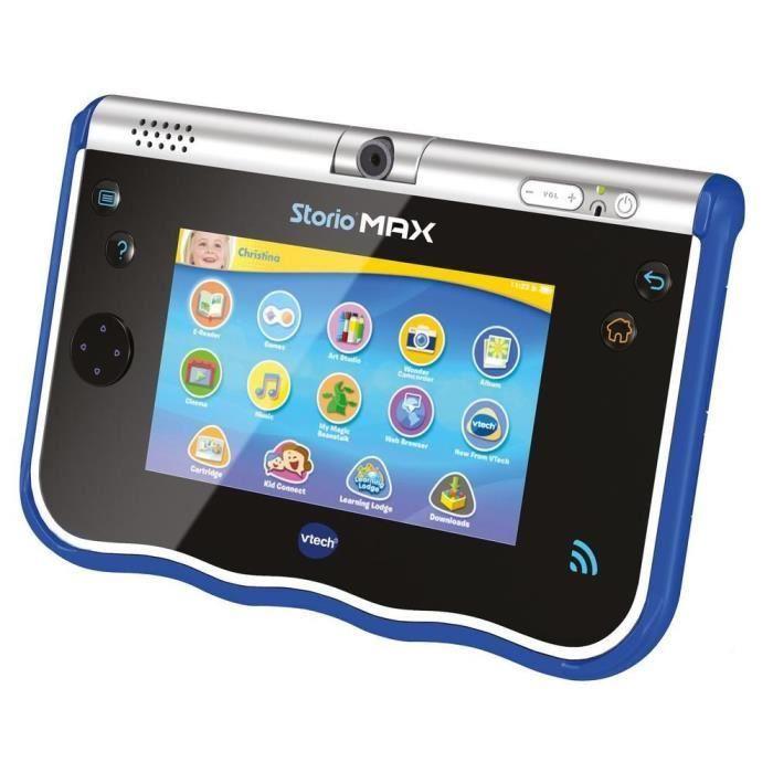 Destockage VTECH Storio Max 5» Tablette enfant WiFi Bleu tablette