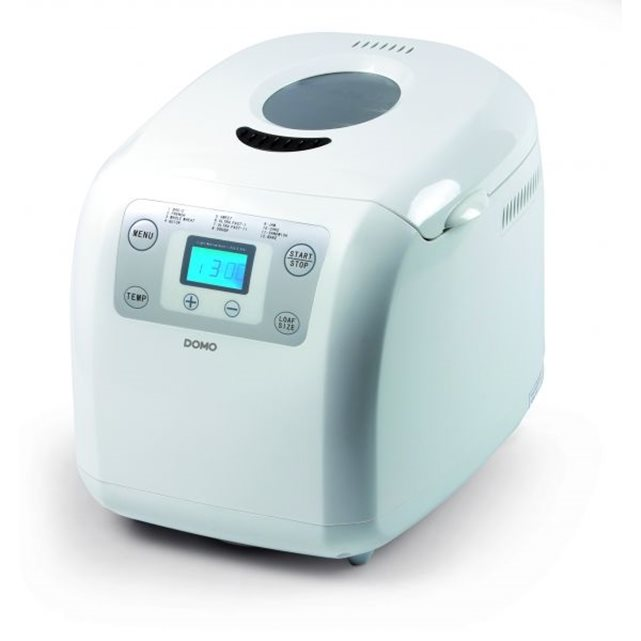 image Machine à Pain automatique 700 1000gr Blanche 12 programmes
