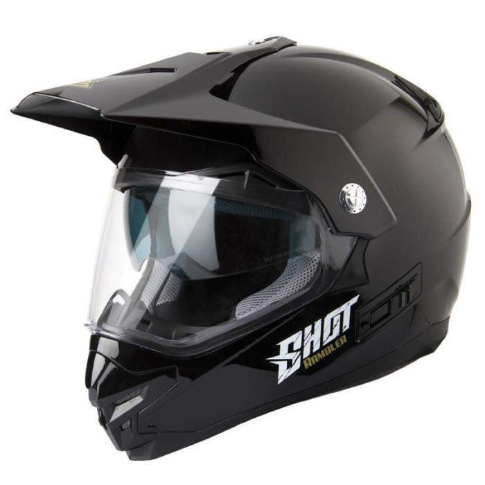 Casque moto quad Shot RAMBLER Découvrez le casque Shot RAMBLER, un